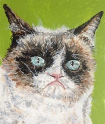 Grupmy Cat