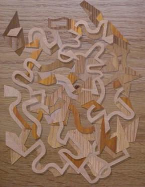 wooden doodle