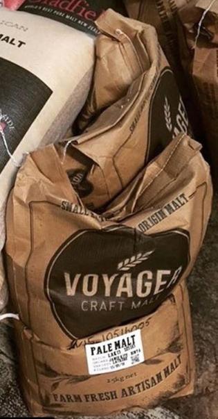 voyager malt bag 1