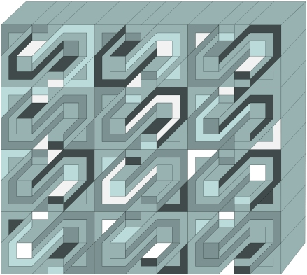 Concept of modular bricks
