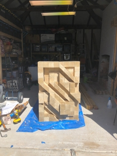 Timber no paint